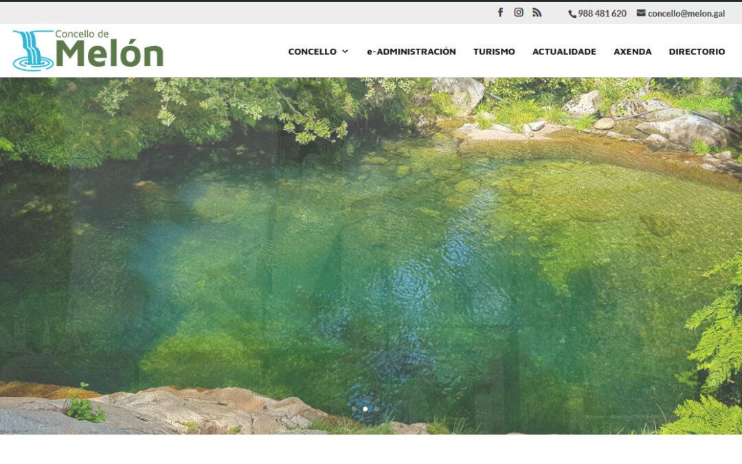 Presentacion da Web Municipal