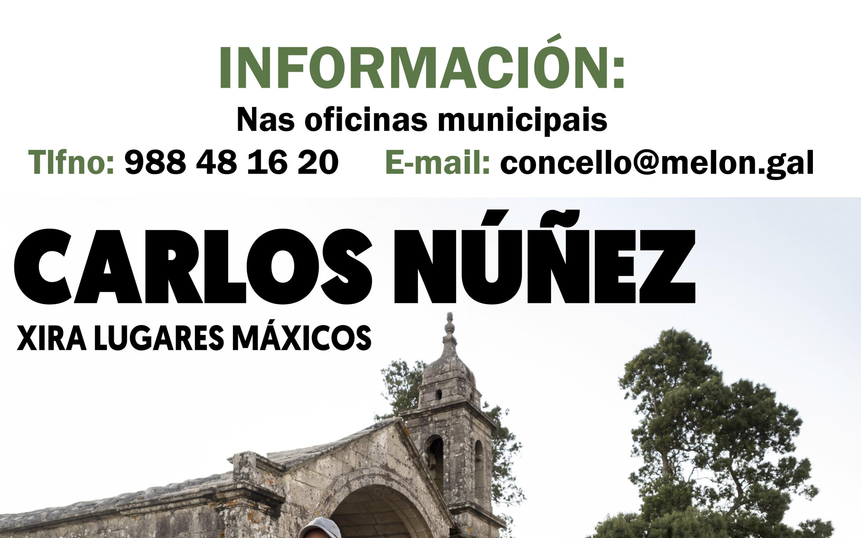 CARLOS NUÑEZ EN MELÓN